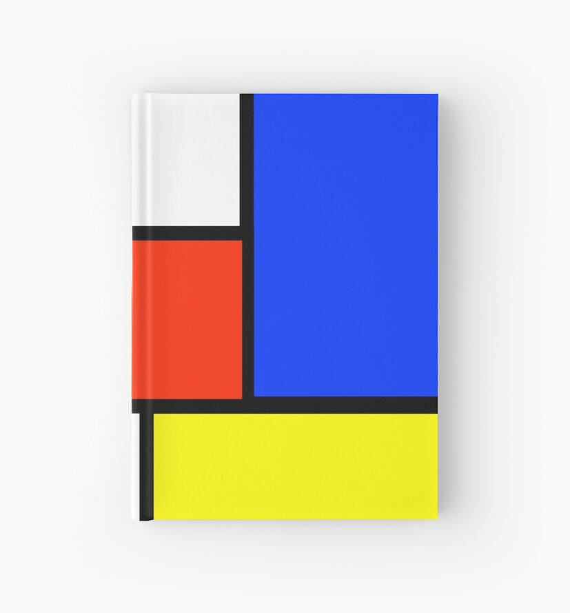 Mondrian Art Style von tpixx