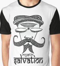 Mystic Salvation Graphic T-Shirt