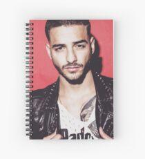 Maluma Spiral Notebook