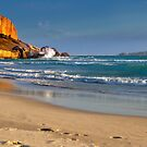 Esperance Beach by Peter Evans