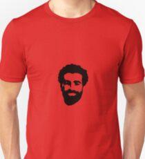 Mohamed Salah - Art Head Design Unisex T-Shirt