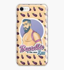 Beardbie is the new Ken iPhone Case/Skin