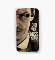 MISS ME OR NOT Samsung Galaxy Case/Skin