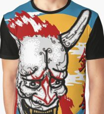 Iron Fist Ninja Graphic T-Shirt