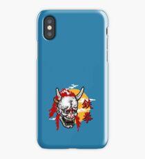 Iron Fist Ninja iPhone Case/Skin