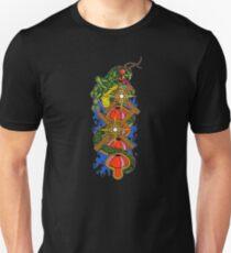 Centipede Mural T-Shirt