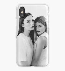 Elise and Natasha  iPhone Case/Skin