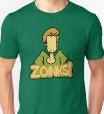 Zoinks! Shaggy Scooby Doo T-Shirt
