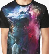 Be wild Graphic T-Shirt