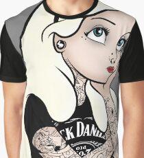 Tattooed Alice Graphic T-Shirt