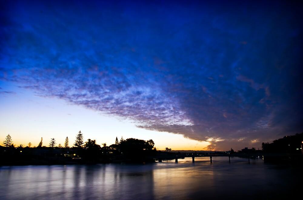 Nerang River by Simon Muirhead