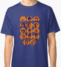 Doctor Who | The Fourteen Doctors Classic T-Shirt