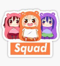 Squadaru Sticker