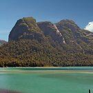Lago Todos Los Santos by phil decocco