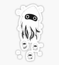 Blooper & Babies Sticker