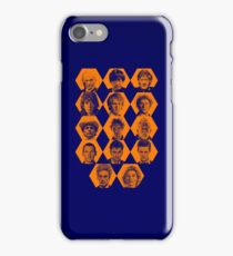 Doctor Who | The Fourteen Doctors iPhone Case/Skin