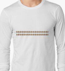 Zany humor  Long Sleeve T-Shirt