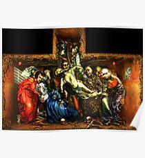 """BLACK GENESIS - """"The Glorification of Judas"""" Poster"""