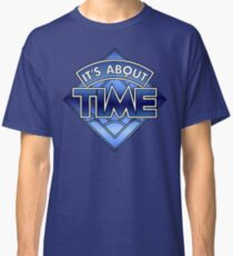 Doctor Who - It's About Time Classic T-Shirt