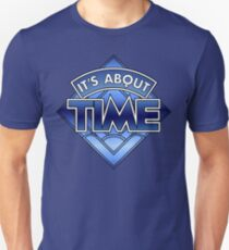 Doctor Who - It's About Time T-Shirt