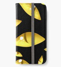 Eye Print (Original Character) iPhone Wallet/Case/Skin