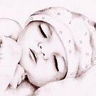 Blissfull sleep by Elisabete Nascimento