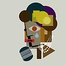 Bauhaus Billie by BigFatArts