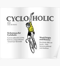 Cycloholic Poster