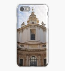 Building Dedicated to Pope Alexandro VII iPhone Case/Skin