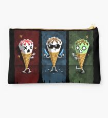 Blood and Ice cream: Three flavours trilogy Studio Pouch