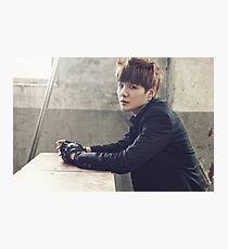 BTS SKOOL LUV AFFAIR SUGA Photographic Print