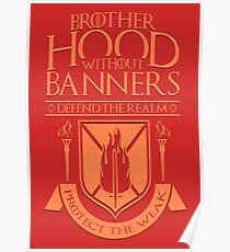 Brotherhood Without Banners Poster