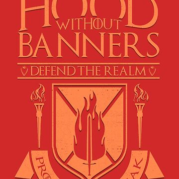 Brotherhood Without Banners by PluginTees