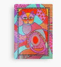 Kitz Canvas Print