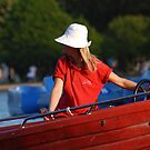 Riding on my boat by tarique
