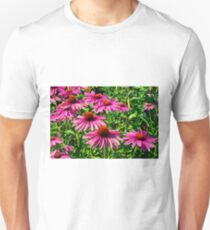 Purple Coneflowers T-Shirt