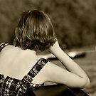 Sunshine on my shoulder by tarique