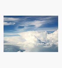 Anvil Cloud Photographic Print