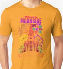 Welcome to Moonside T-Shirt