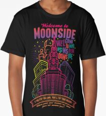 Welcome to Moonside Long T-Shirt
