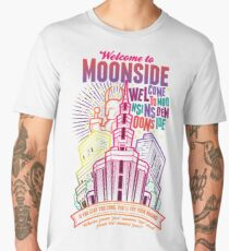 Welcome to Moonside Men's Premium T-Shirt