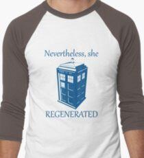 Nevertheless, She Regenerated DW13 T-Shirt