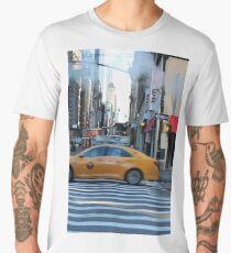 Taxi Men's Premium T-Shirt