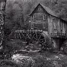 Glade Creek Grist Mill  Babcock SP  WVA by halnormank