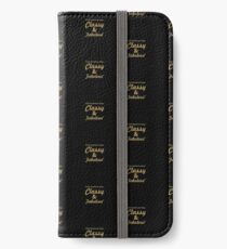 """A girl shoud... """"Coco Chanel"""" Inspirational Quote iPhone Wallet/Case/Skin"""