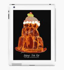 Orange Jello Rat, tony fernandes iPad Case/Skin
