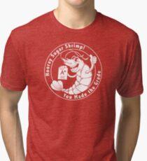 A+ Sugar Shrimp Tri-blend T-Shirt