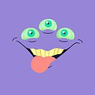 Monster Mugs - Tasty by Bobby Baxter