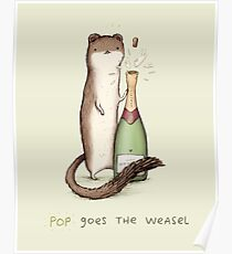 Pop Goes the Weasel Poster