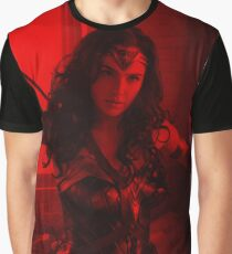 Gal Gadot - Celebrity Graphic T-Shirt